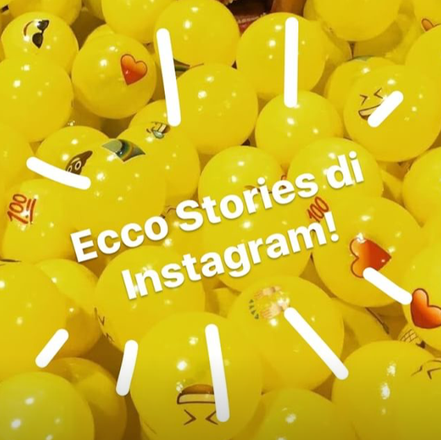 Stories di Instagram