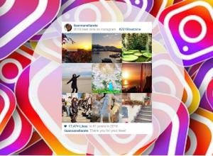 Best Nine Instagram 2018